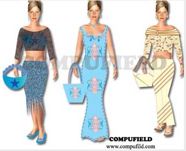 Design Virtual Clothes Online Online Fashion Designing