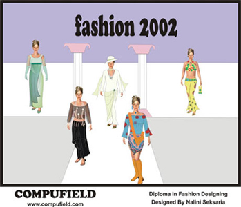Fashion Design Courses Coreldraw Photoshop Online Training Design Training Course Dressmaker Fashion Designer Computer Aided Drafting